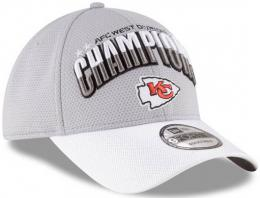 NEW ERA / NewEra ( ニューエラ ) NFL '16 AFC WEST Division Champions 9FORTY SNAPBACK CAP / KansasCity Chiefs ( カンザスシティー チーフス )