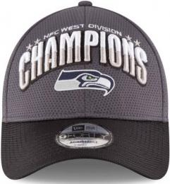 NEW ERA / NewEra ( ニューエラ ) NFL '16 NFC WEST Champions 9FORTY SNAPBACK CAP / Seattle Seahawks ( シアトル シーホークス )