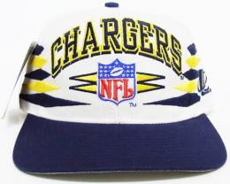 NFL グッズ Logoathletic(ロゴアスレチック) DeadStock Vintage Spike(スパイク) SnapBack Cap / Sandiego Chargers サンディエゴ チャージャース