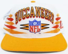NFL グッズ Logoathletic(ロゴアスレチック) DeadStock Vintage Spike(スパイク) SnapBack Cap / TampaBay Buccaneers タンパベイ バッカニアーズ