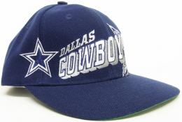 "NFL グッズ Sports Specialties DeadStock SnapBack CAP ""Grid(グリッド)"" /Dallas Cowboys(ダラス カウボーイズ)"