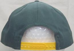 "NFL グッズ NewEra / New Era ( ニューエラ ) "" NFL Lateral 9FIFTY Snapback Cap ""(緑)/GreenBay Packers(グリンベイ パッカーズ)"