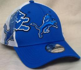 "NFL グッズ NewEra / New Era ( ニューエラ ) "" NFL QB Sneak 39THIRTY FLEX Cap ""/Detroit Lions(デトロイト ライオンズ)"