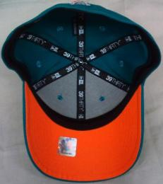 "NFL グッズ NewEra / New Era ( ニューエラ ) "" NFL '12 CAP HC Wishbone 39THIRTY FLEX Cap ""/Miami Dolphins(マイアミ ドルフィンズ)"