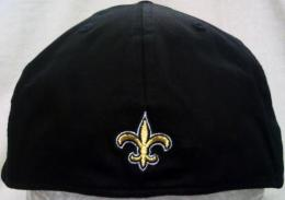 "NFL グッズ NewEra / New Era ( ニューエラ ) "" NFL '12 CAP HC Wishbone 39THIRTY FLEX Cap ""/NewOrleans Saints(ニューオリンズ セインツ)"