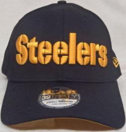 "NFL グッズ NewEra / New Era ( ニューエラ ) "" NFL '12 CAP HC Wishbone 39THIRTY FLEX Cap ""/Pittsburgh Steelers(ピッツバーグ スティーラーズ)"