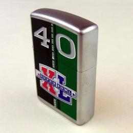 [ NFL SUPERBOWL Limited Edition ZIPPO LIGHTER ] NFL グッズ SUPER BOWL XL (第40回スーパーボウル)記念ZIPPOライター