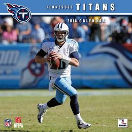 NFL グッズ '2014 NFL チームカレンダー Tennessee Titans / テネシー タイタンズ