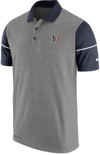Nike NFL Houston Texans Travel Mesh Dri-Fit T-Shirt